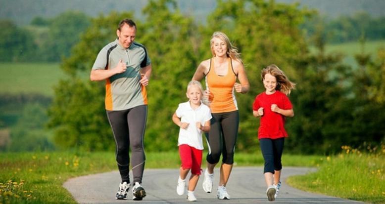jogging olahraga sehat